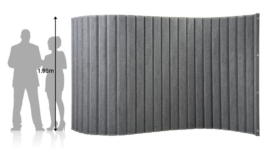 Specialist Acoustic Dividers