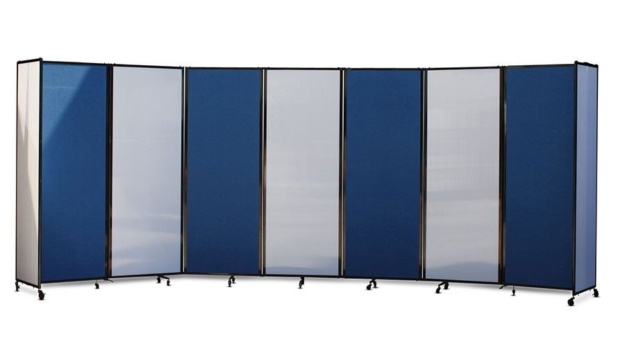 360 Acoustic Portable Room Divider Fabric Alternate