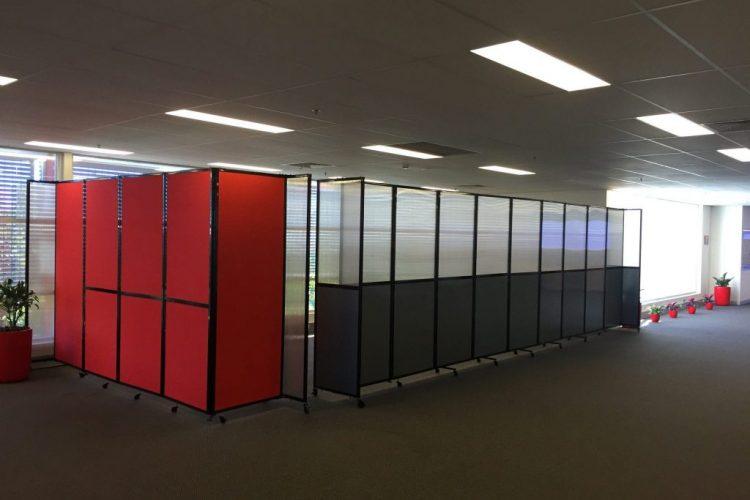 Plasson Australia - Designer Movable Partitions Wall - Portable Partitions