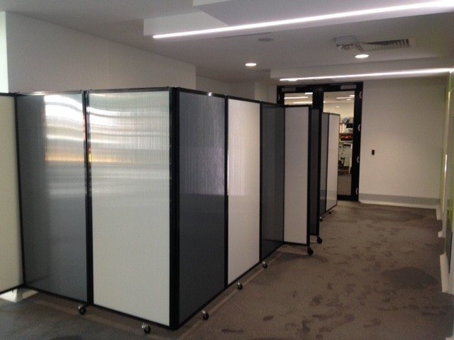 mobile room dividers