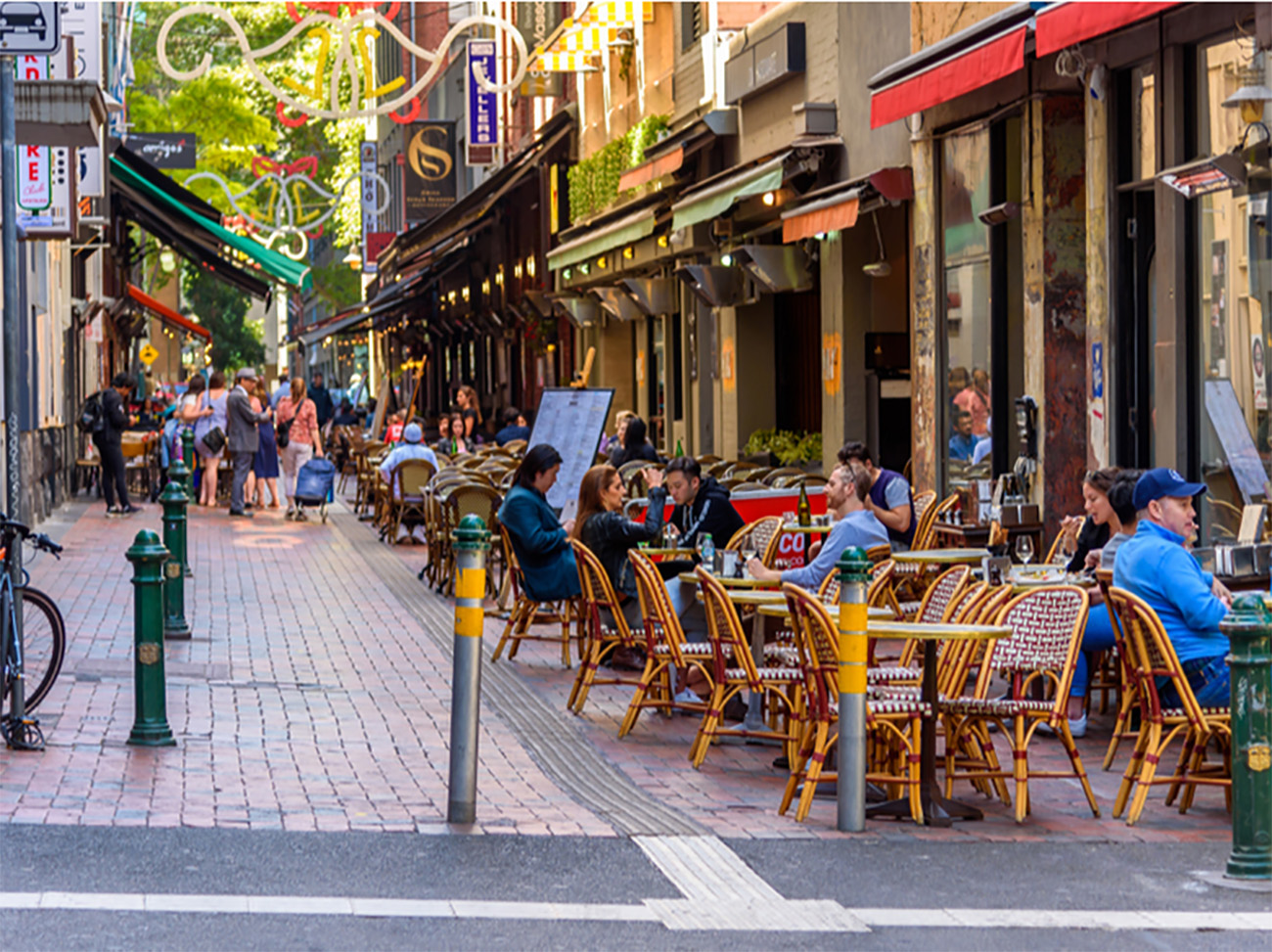 How the Victorian Government's New Support Package Will Grow the Outdoor Dining Culture-feat