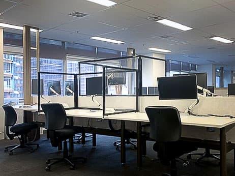 Rental Protection Screens & Dividers