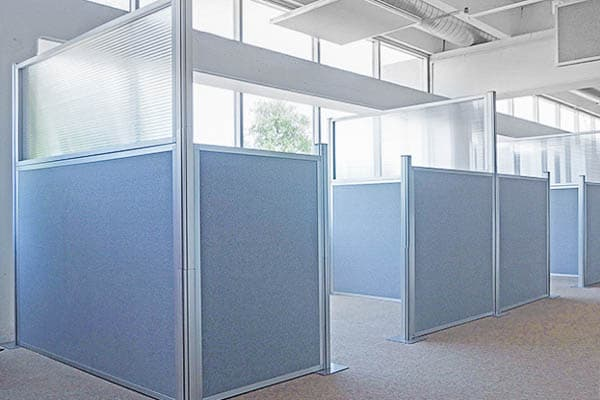 Benefits Of Cubicle Workstations