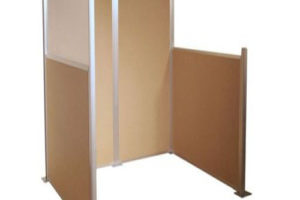 Versare Panel Modular Cubicle System - Portable Partitions