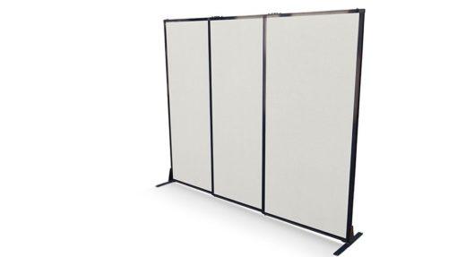 Afford-a-wall Folding Room Divider
