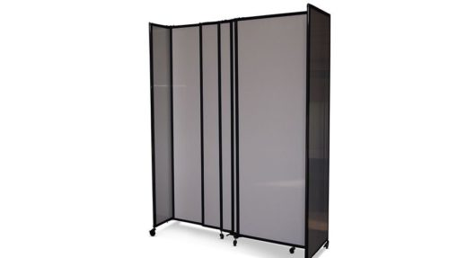 360 Acoustic Room Divider Wall-Mountable (Polycarbonate)