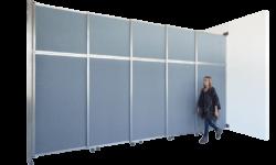 Sliding Operable Wall Room Divider