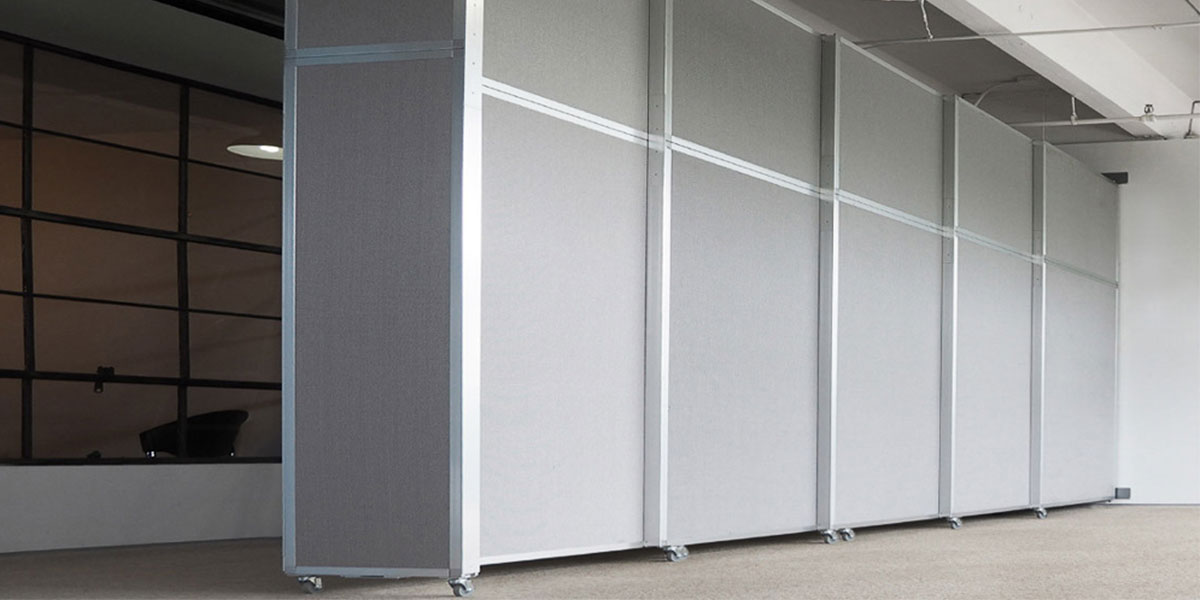 Wall-mounted operable wall systems